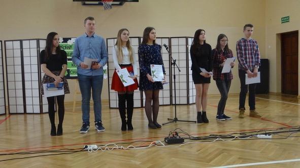 Szkolny Konkurs Talentów – 2017