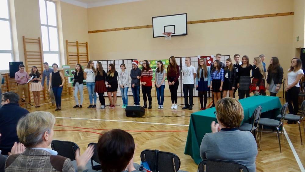 Szkolny Konkurs Talentów – 2016