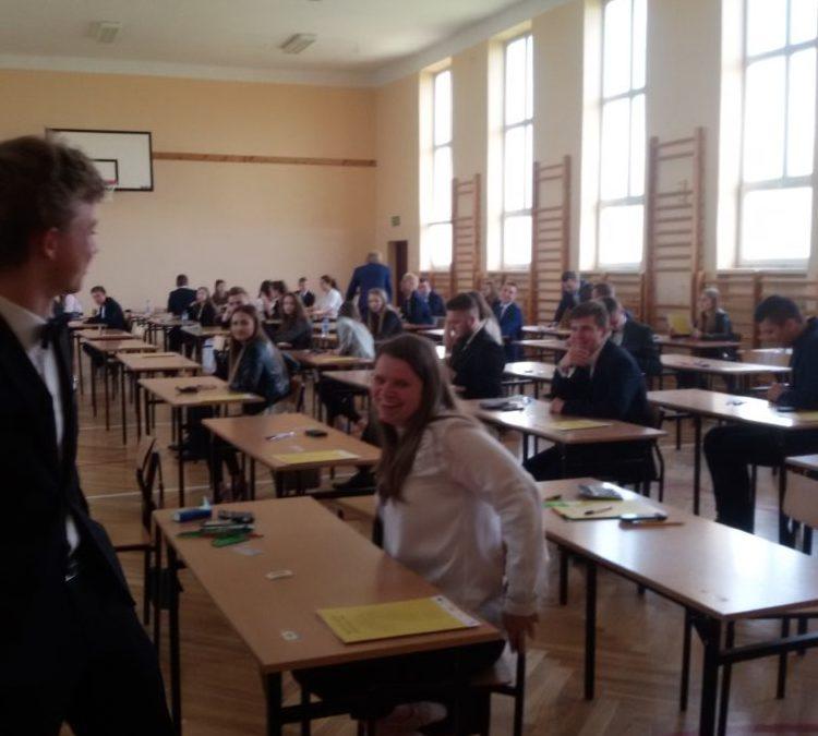 Egzamin maturalny 2018