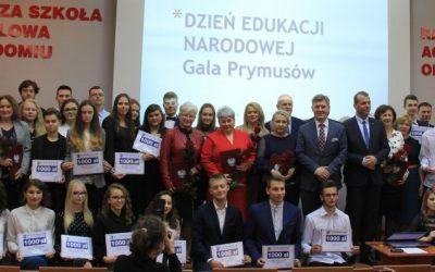 Gala Prymusów Powiatu Radomskiego