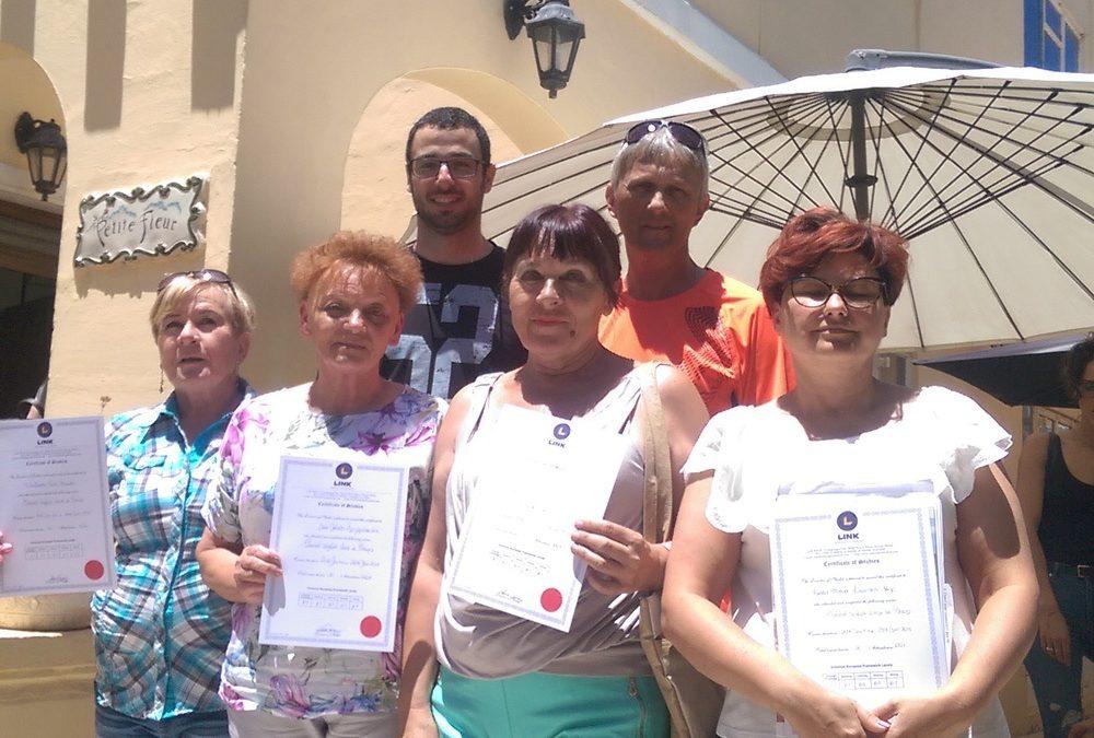 Szkolenie na Malcie
