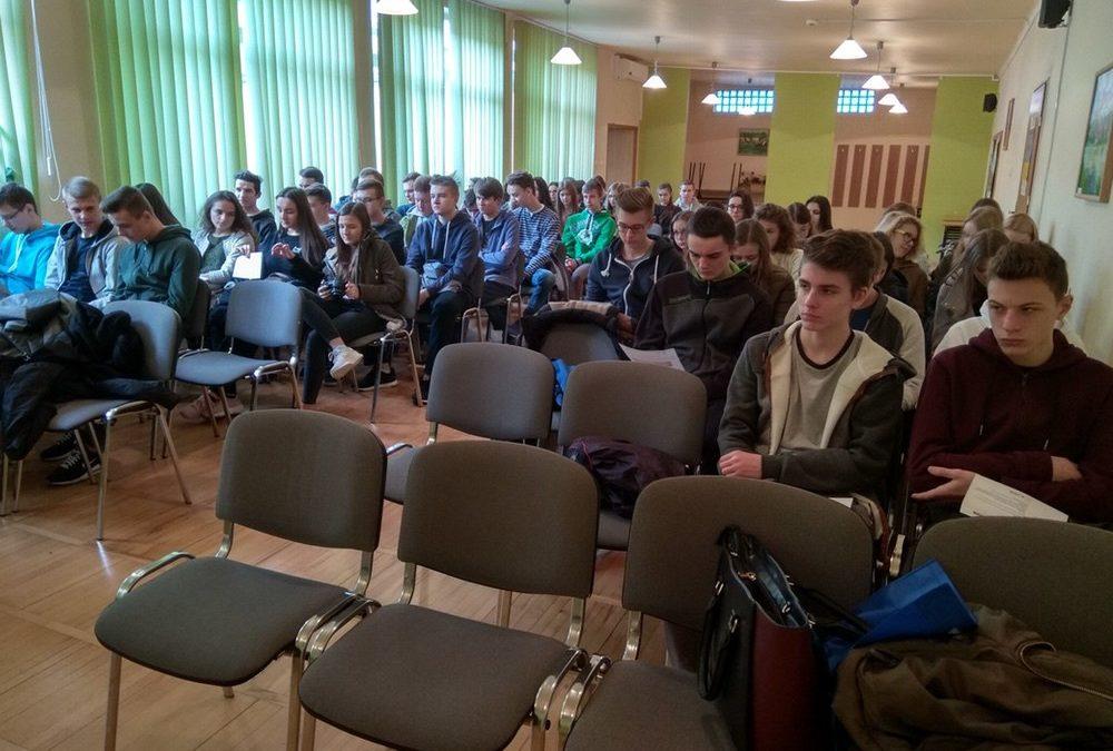 Światowy Tydzień Przedsiębiorczości i Erasmus+