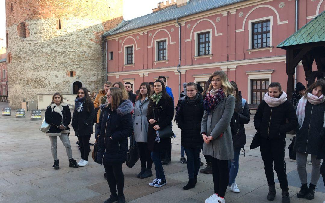Chemicznie i historycznie- wycieczka do Lublina