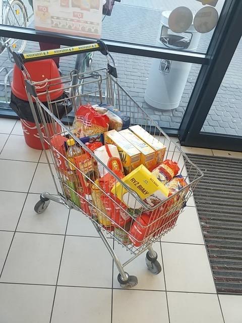 Świąteczna zbiórka żywności – 2019