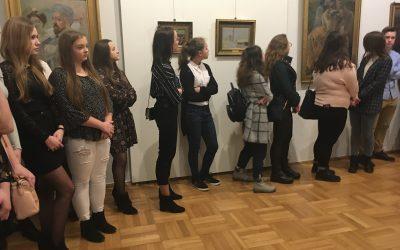 Wyjazd do Teatru Powszechnego im. J. Kochanowskiego i zwiedzanie wystawy w Muzeum im. J. Malczewskiego w Radomiu