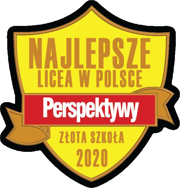 """Złota Szkoła w rankingu """"Perspektyw"""""""