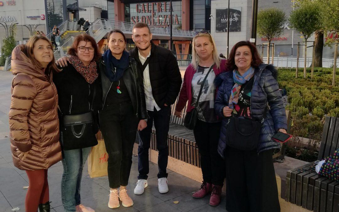 ERASMUS+ 'You have no right to bully me' – spotkanie nauczycieli.